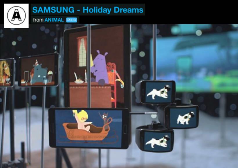 Animación 2D para Samsung 0