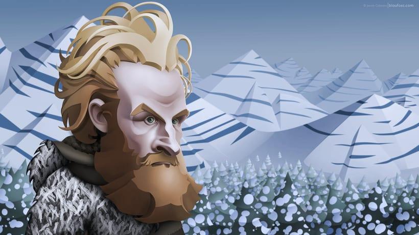 Game of Thrones Caricatures 4