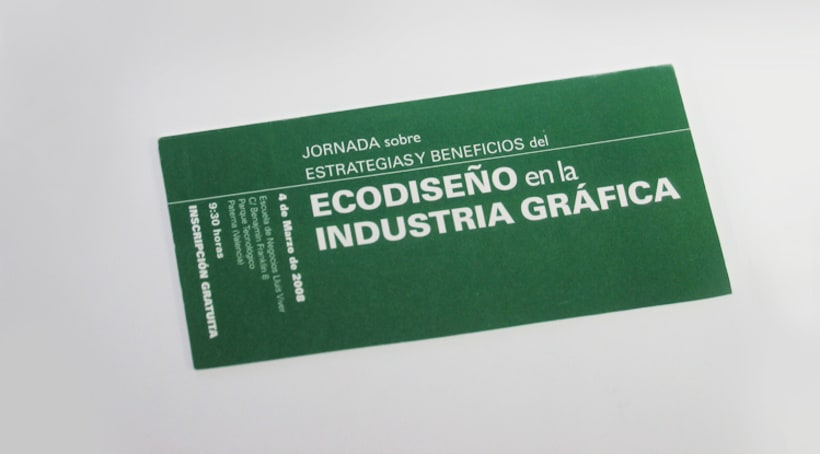 Ecodiseño industria gráfica 0