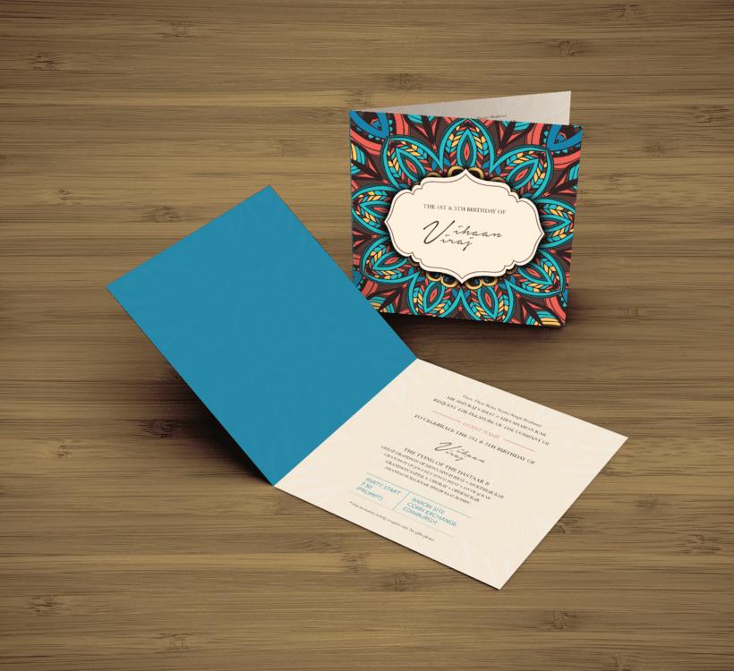 Diseño tarjetas de cumpleaños 3