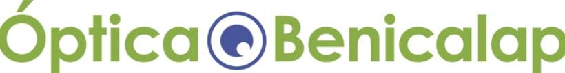 Logotipo Óptica Benicalap Valencia 0