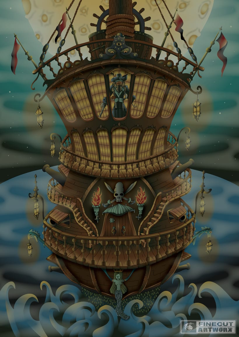 Pirate Ship 0