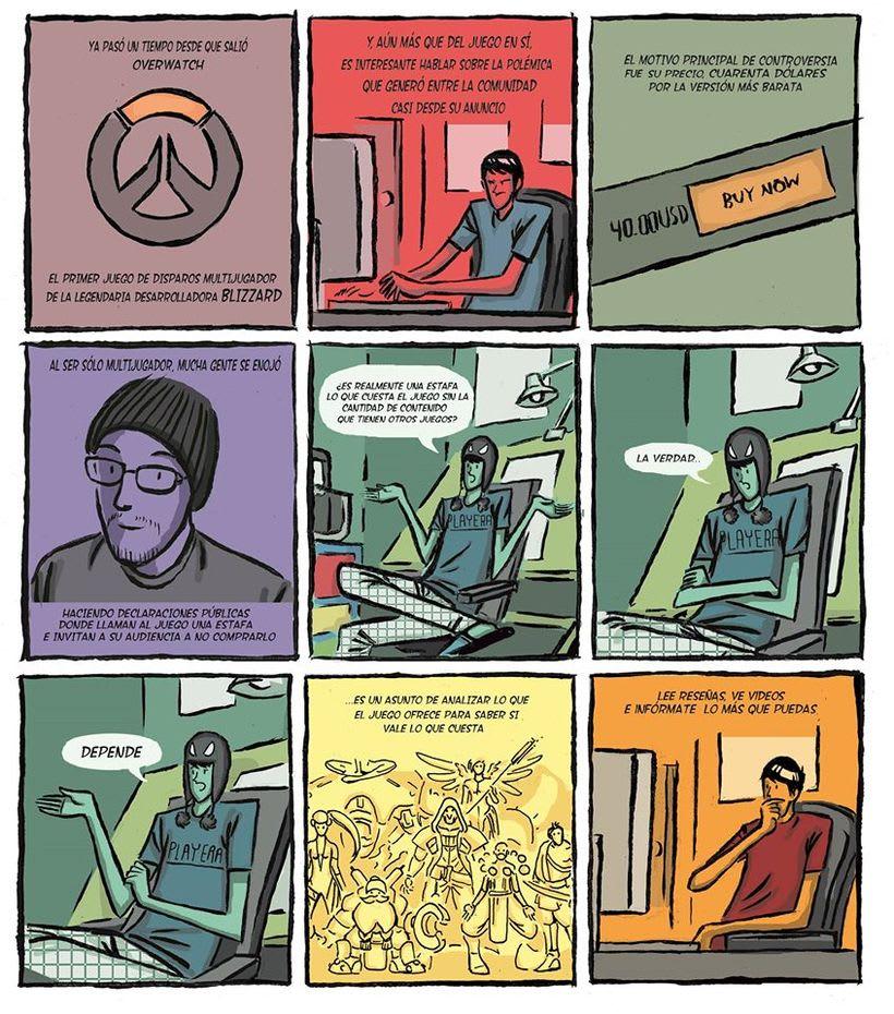 Mi Proyecto del curso: El cómic es otra historia -1