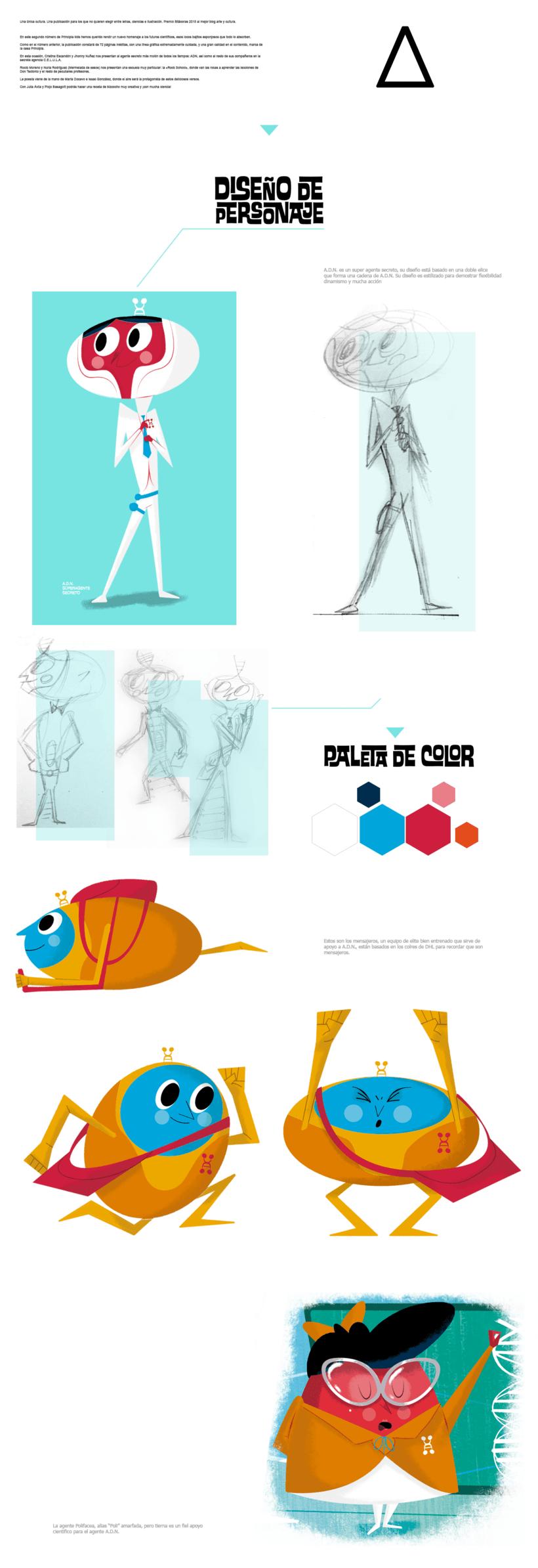 Mi Proyecto del curso: Ilustración, nudo y desenlace 0