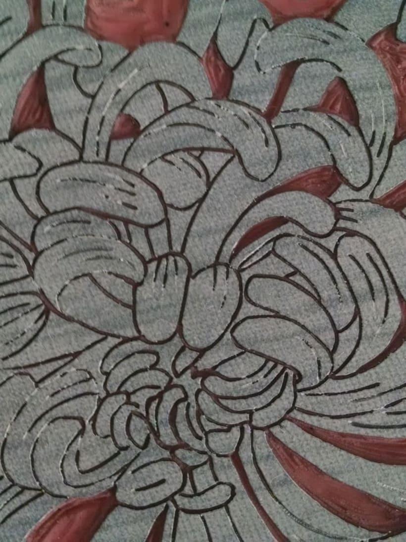 Experimentando con Carvado de Sellos por Anna López Real 8