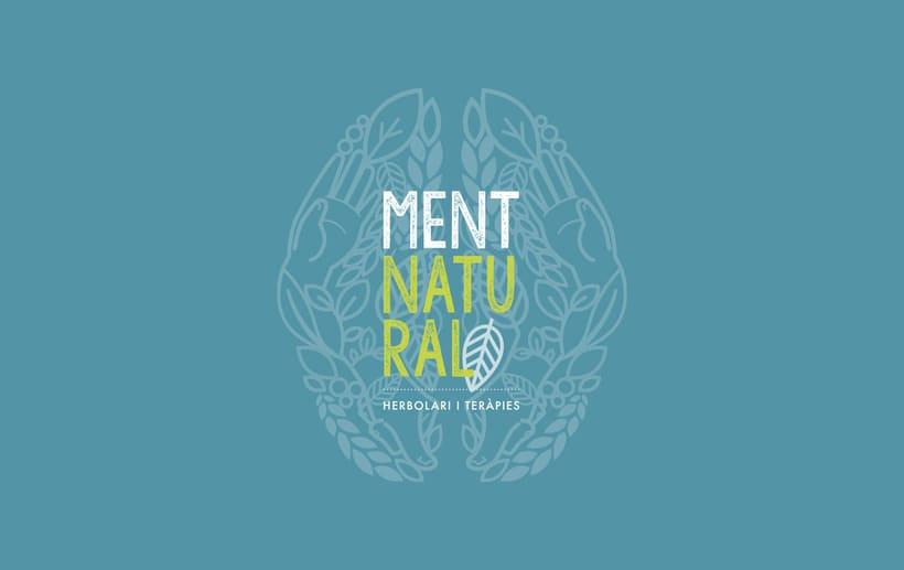 Ment Natural / Branding 0