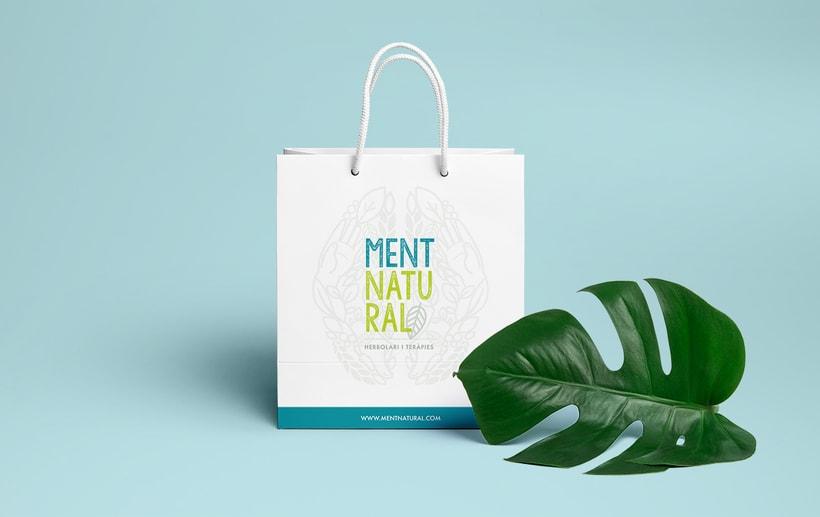 Ment Natural / Branding 2