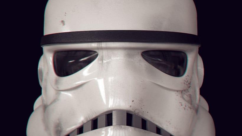 Casco Stormtrooper 5