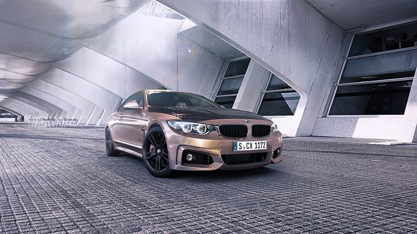 BMW M4 Outside 0