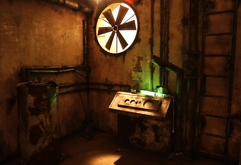 Sala de maquinas 1