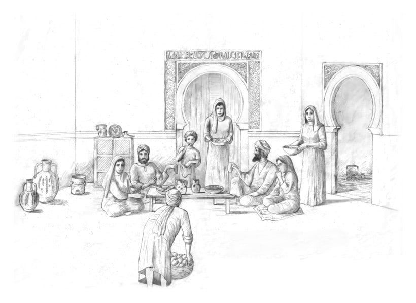 Fase islámica. Lorca. Murcia. Siglo X-XIII d.C 0