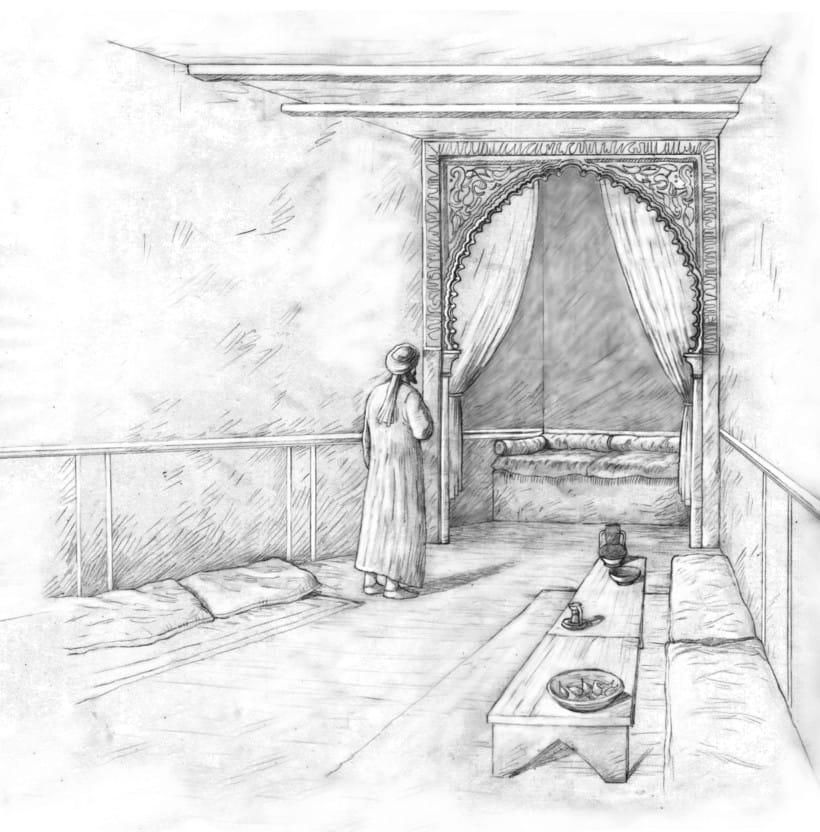 Fase islámica. Lorca. Murcia. Siglo X-XIII d.C 1