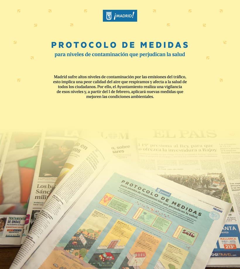 Protocolo de medidas del Ayuntamiento de Madrid 0