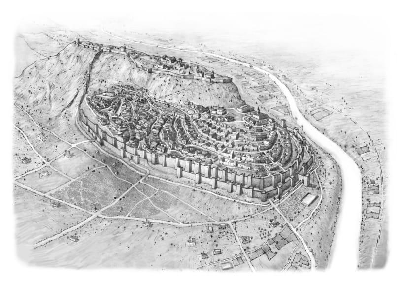 Fase época moderna. Lorca. Murcia. S.XV 0