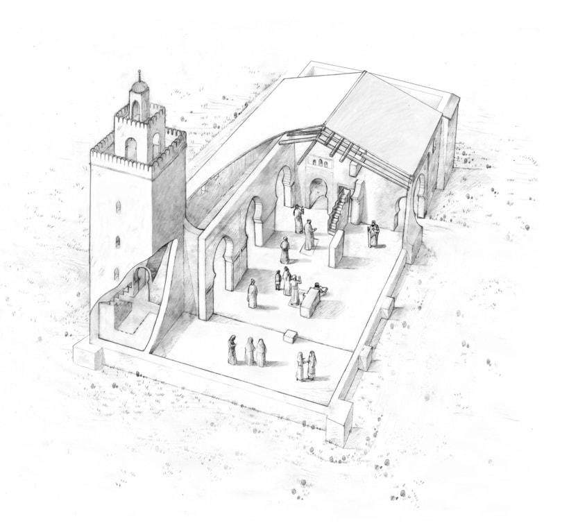 Fase islámica. Lorca. Murcia. Siglo X-XIII d.C 2