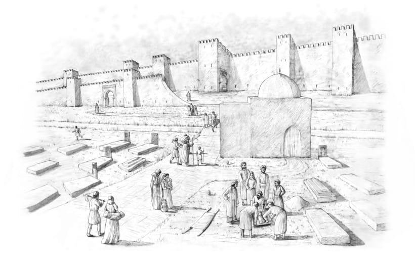 Fase islámica. Lorca. Murcia. Siglo X-XIII d.C 4