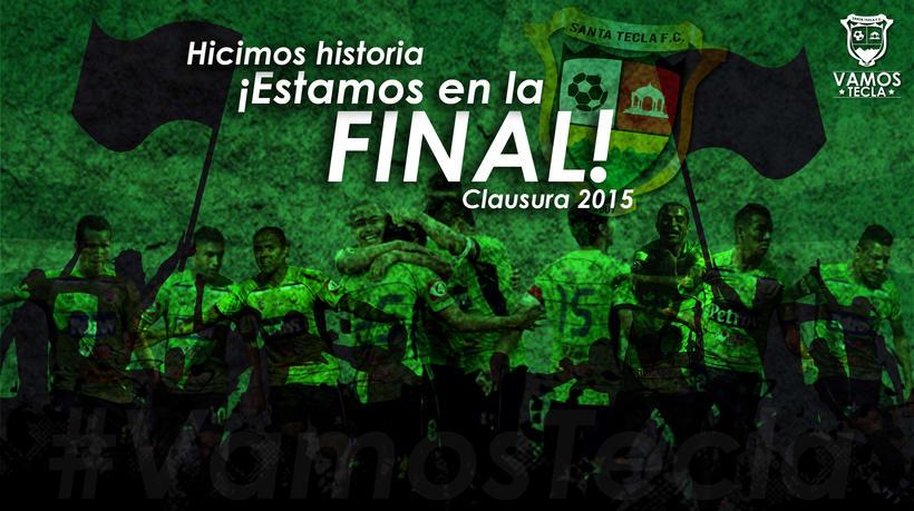 Santa Tecla Fútbol Club - Campeón Clausura 2015 10