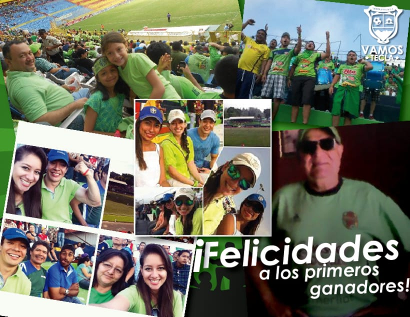 Santa Tecla Fútbol Club - Campeón Clausura 2015 14