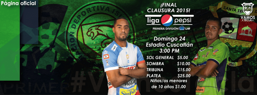 Santa Tecla Fútbol Club - Campeón Clausura 2015 9