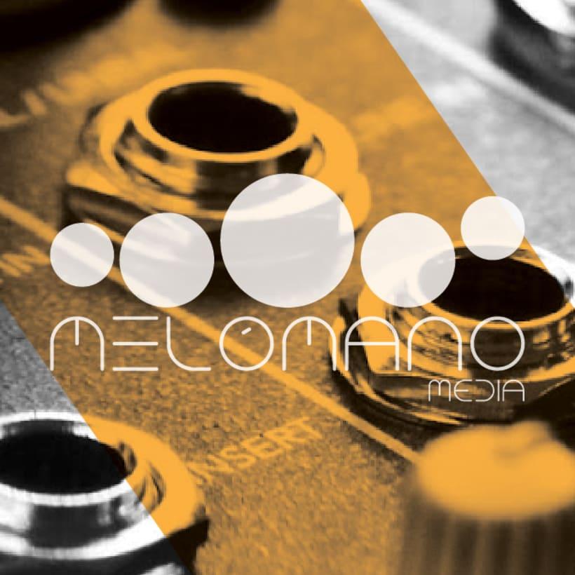 Melómano Media-Agencia Digital  0