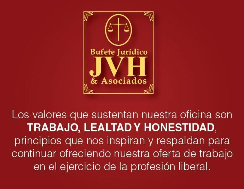 Bufete Jurídico JVH & Asociados  1