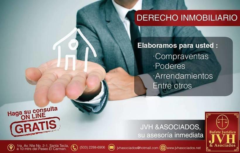Bufete Jurídico JVH & Asociados  3