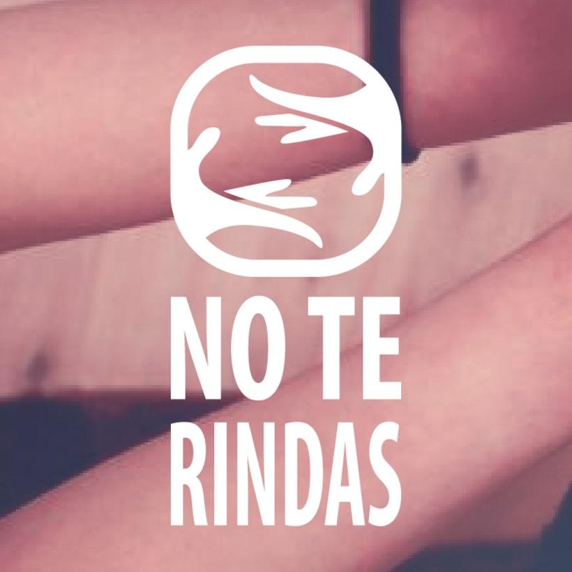 Fundación NO TE RINDAS 1