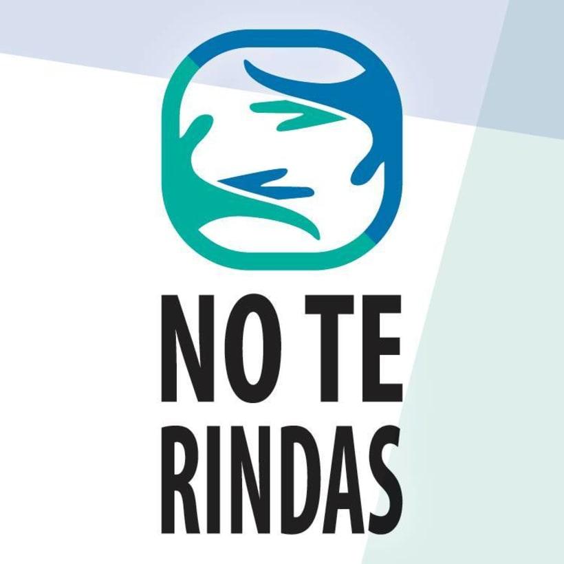 Fundación NO TE RINDAS 0