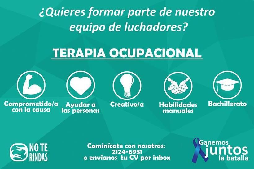 Fundación NO TE RINDAS 5