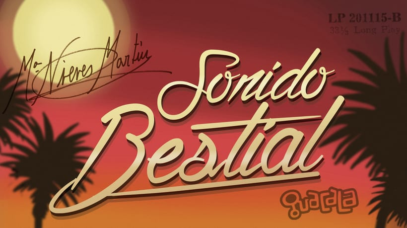 SONIDO BESTIAL 8