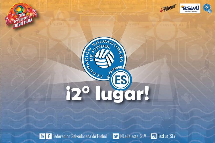 Selección Nacional de Fútbol Playa de El Salvador 3