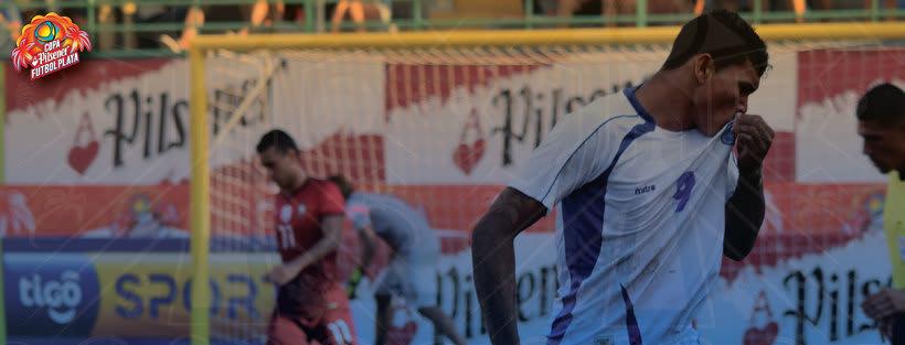 Selección Nacional de Fútbol Playa de El Salvador 4