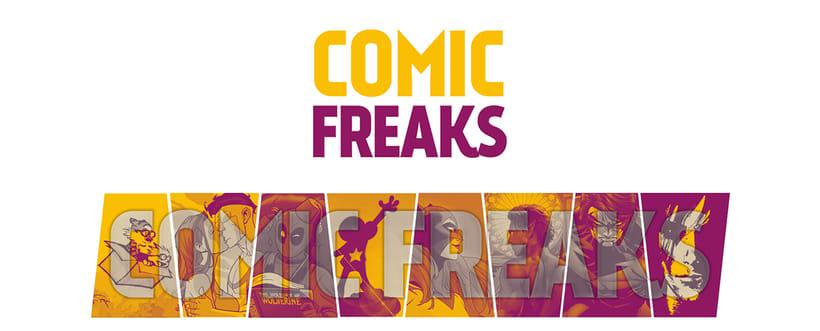 Comic Freaks - Cómics en youtube 0