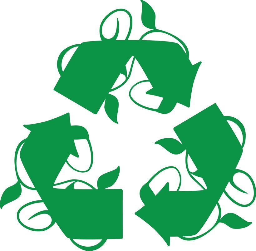 Logo Reciclaje para Juego de mesa EVA 1