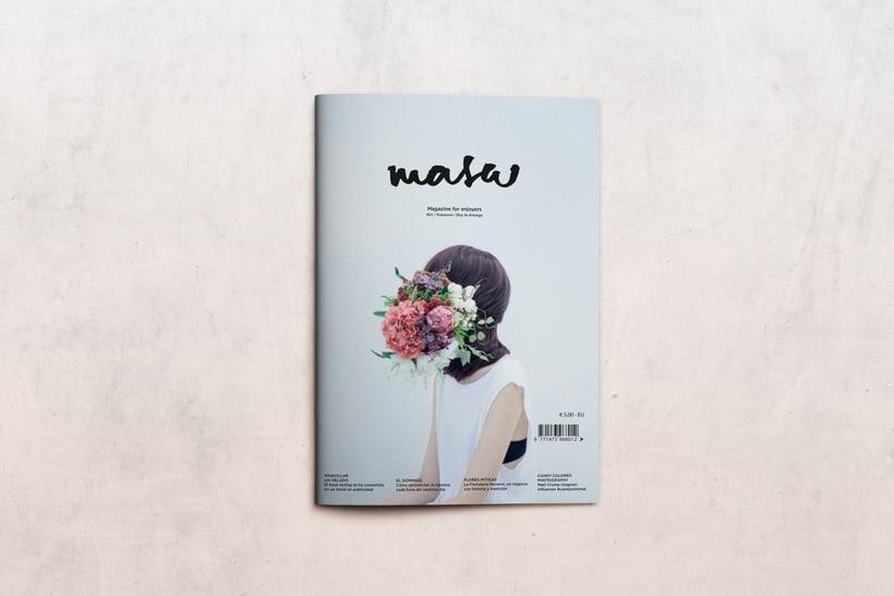 MASA - Magazine for enjoyers 1