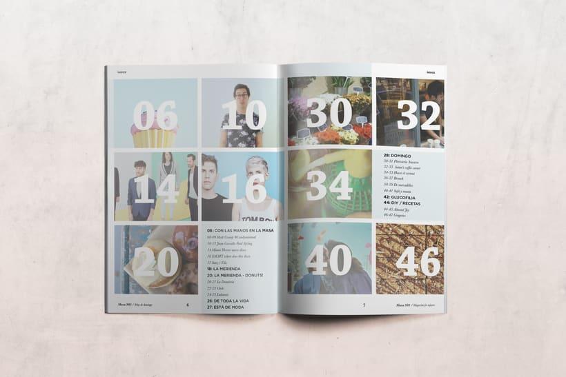 MASA - Magazine for enjoyers 2