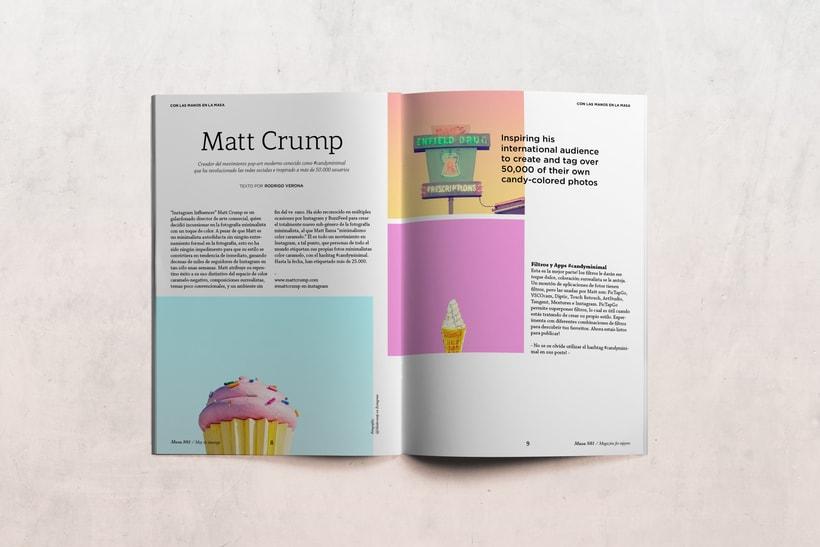 MASA - Magazine for enjoyers 3