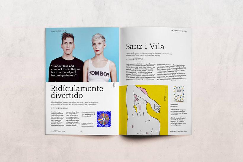 MASA - Magazine for enjoyers 6