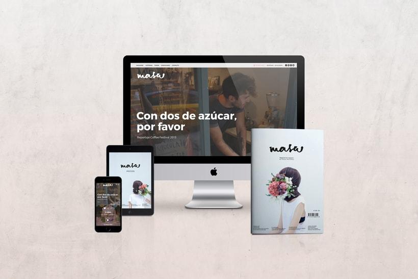 MASA - Magazine for enjoyers 17