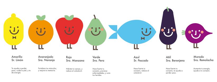 Rainbow Food 1