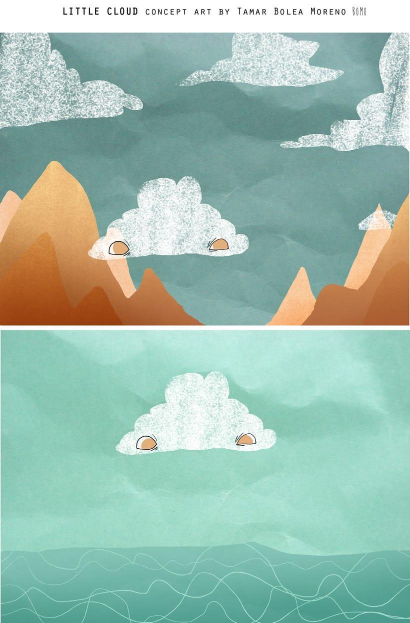 little cloud -1