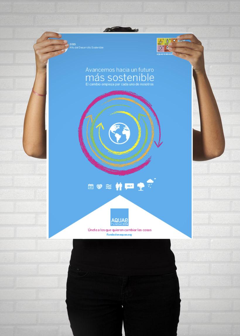 Fundación Aquae - Diseño para Fundación RSC -1