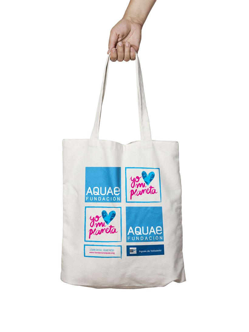Fundación Aquae - Diseño para Fundación RSC 2