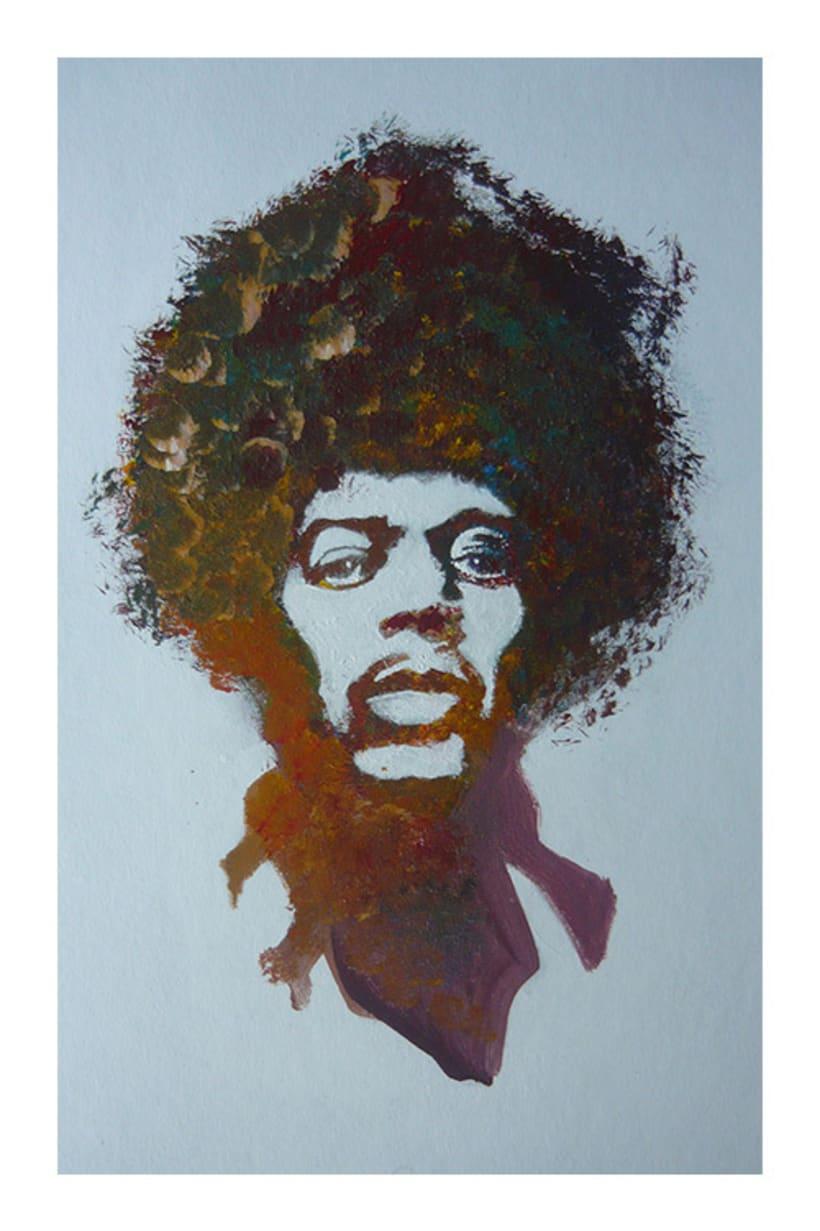 Jimy Hendrix -1