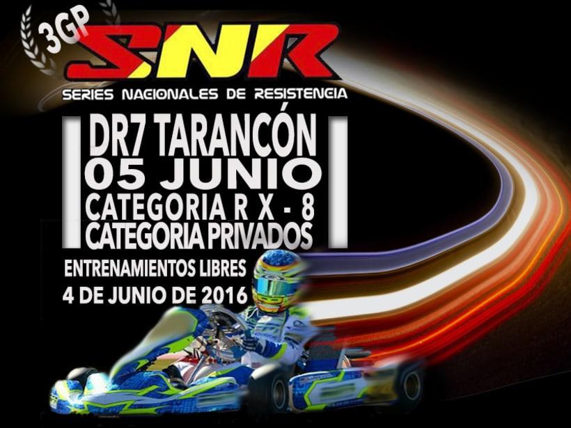 Diseño en Karting Rivas 2
