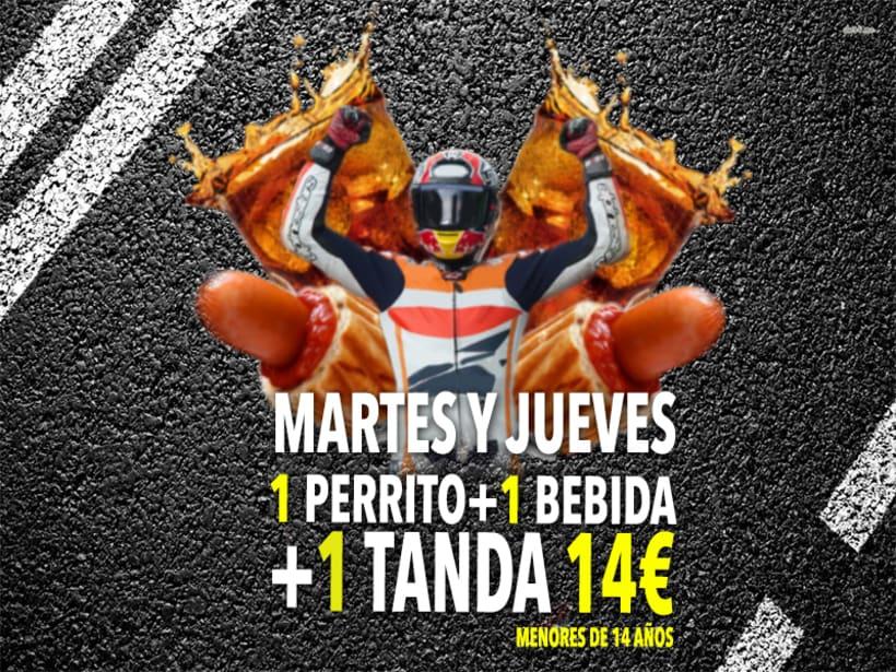 Diseño en Karting Rivas 4