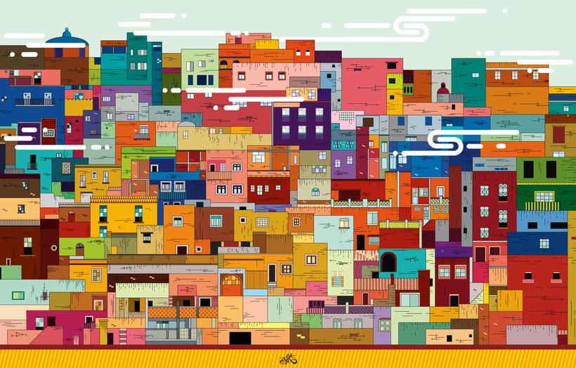 Callejones de Guanajuato 3