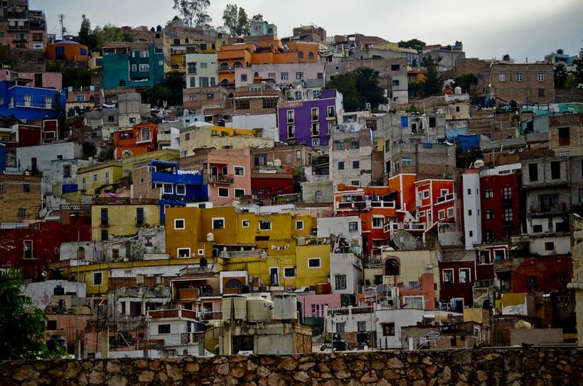 Callejones de Guanajuato 1