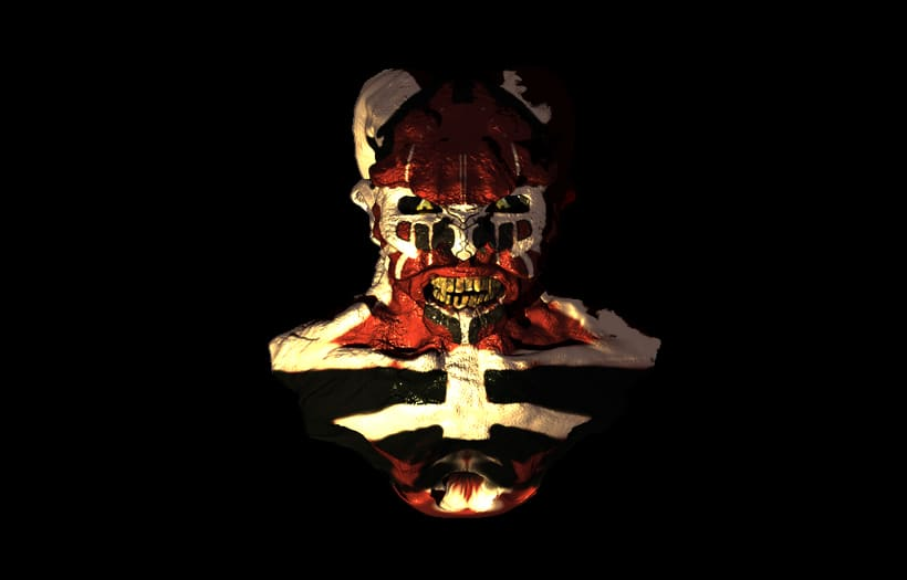 Antonio el demonio 3D 3