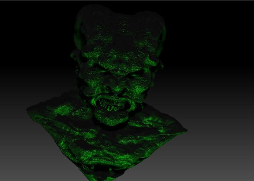 Antonio el demonio 3D 2